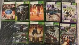 9 Jogos originais Xbox 360