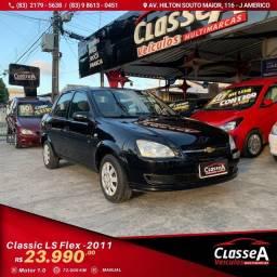 Título do anúncio: CLASSIC LS VHC 1.0 Flex 2011