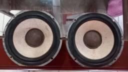 2 alto falantes sony 6 polegadas