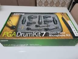 Kit Mic de Bateria SHURE