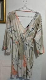 Título do anúncio: Vestido Feminino Dzarm - Tam PP - Novo