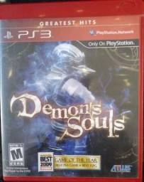 Título do anúncio: JOGO DE PS3 DEMON'S SOULS