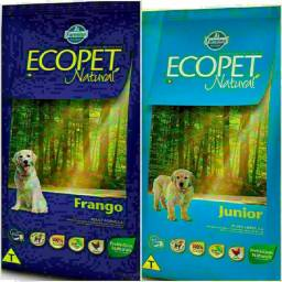 Ração Ecopet Natural Premium Adulto e Júnior 20kg