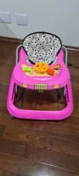Andador infantil Bebê menina