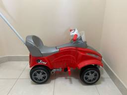 Carrinho de passeio Bebê - Moto de Passeio - Marca Calesita