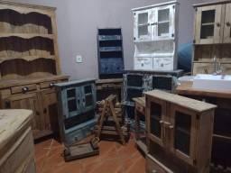 Vendas de madeiras rústicas