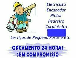SERVIÇOS DR PEQUENO PORTE