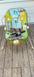 Cadeira de descanso vibratória para bebê - Fisher Price