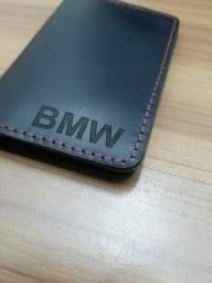 Carteira porta cartão BMW