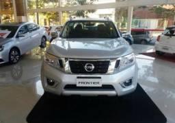 Nissan Frontier 2.3 Le Cab. Dupla 4x4 Aut. 4p - 2018