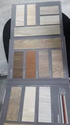 Instalacao e venda de piso flutuante vinilico em manta e todos rodapes