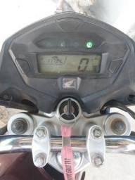Frente digital troco Pela frente da 150 2012