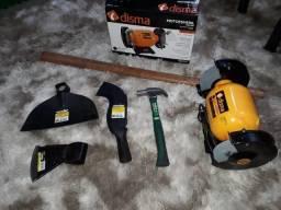 Motoesmeril + kit de ferramentas