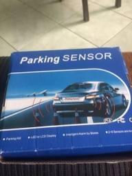 Sensor de estacionamento complete novo na caixa nuca usando
