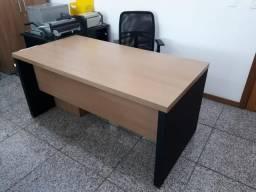 Vendo mesa em L de escritório