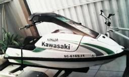 Vendo jet ski 750 ou troco por ttr ou crf 230 - 2002