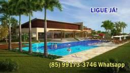 Villa Reale Cond.de lotes Aquiraz CE Integrado braço lagoa do Catu Entrada super facilitad