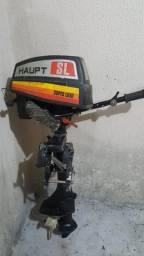 Motor Haupt 7.5 HP