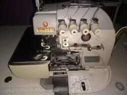 Máquina de costura Singer interlock