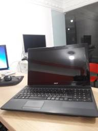 Oferta! Notebook Acer Dual Core 4gb tela 15.6