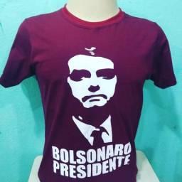 Camisas do bolsonaro