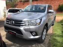 Toyota hilux 2016 2.8 srv 4x4 cd 16v diesel 4p automÁtico - 2016