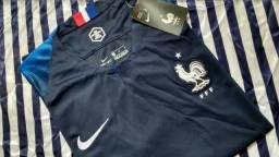 Camisa França - Oficial 2018