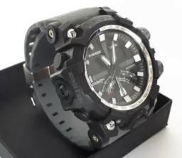 2d50865a175 Relógio Masculino Cinza G-Shock Digital e Analógico - Produto novo
