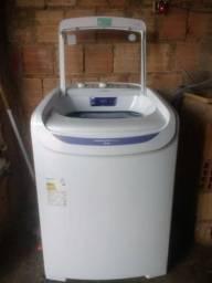 Maquina de lava roupa 15 quilo semi nova tem nota fiscal