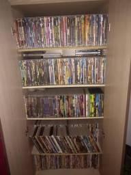 Vendo todos os dvds mais de 200 dvds