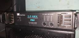 Machine 2.5 Sbx Pro 2ohms 1400rms ac cartao comprar usado  Rio de Janeiro