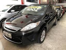 Fiesta sedan 1.6 SE 2011 FINANCIA 100% - 2011