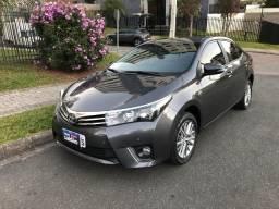 71.900,00/ Corolla XEI 2.0 2015 Completo Automatico Baixo. Km. 29.600km - 2015