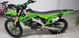 Kawasaki Kx 250F Injetada * Oficial * Preventiva em dia - 2011 comprar usado  Fazenda Rio Grande