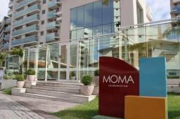 AP0028 Moma Condominium, apartamento com 111m², 3 suítes, 2 vagas, lazer completo, Cocó.