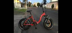 Bicicleta elétrica dobrável MAGIAS RIMINI