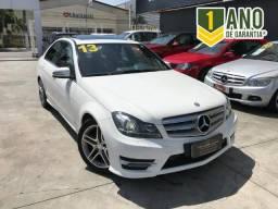 Mercedes-benz C-250 CGI Sport 1.8 16V Aut. Mod-2013 !!! - 2013