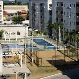 Apartamento no condomínio forte iracema 2 quartos