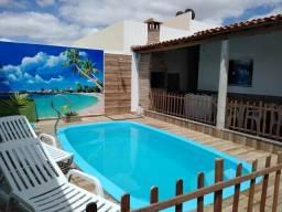 Casa para temporadas paraíso das águas quentes