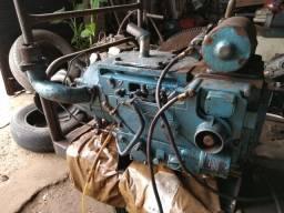 Motor Toyama diesil Hp 30