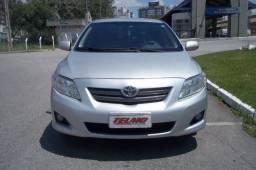 Corolla GLI 1.8 2011 manual - 2011
