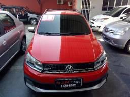 """VW- Saveiro Cross 1.6 cs """"GNV 5ª Geração"""" - 2017"""