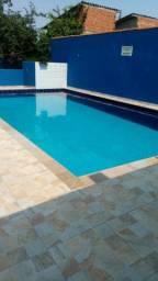 Casa em itanhaém disponível para feriados e fds com piscina