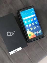 Celular LG q6 64gb 4gb RAM trocar