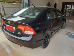 Honda Civic aceito veículo de menor valor Estudo proposta - 2011