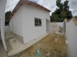 NT Casa independente Linear macafé 1 etapa MCMV 2 quartos garagem coberta