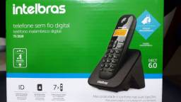 Telefone sem fio digital Intelbras TS 3110