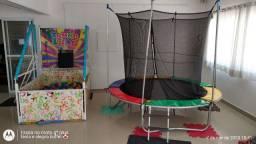Brinquedos pra festas e eventos,  cama elástica, piscina de bolinhas, pula pula inflável