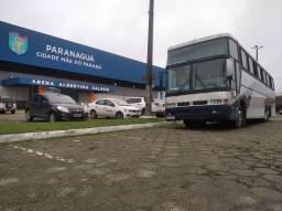 Ônibus volvo B10m leito turismo
