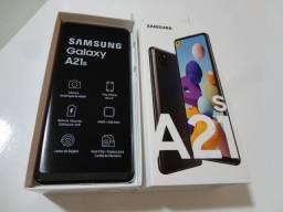 Samsung Galaxy A21s 64GB Branco